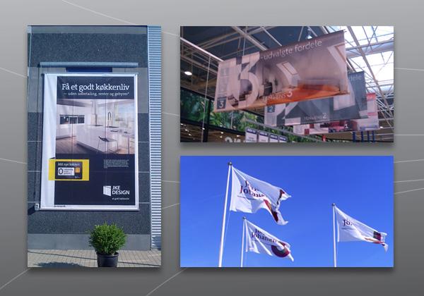 bannere & flag